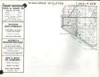 Clifton, Oak Grove T26N-R20W, Pierce County 1960